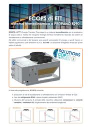 ECOPS di ETT  -  Sistema termodinamico a propano