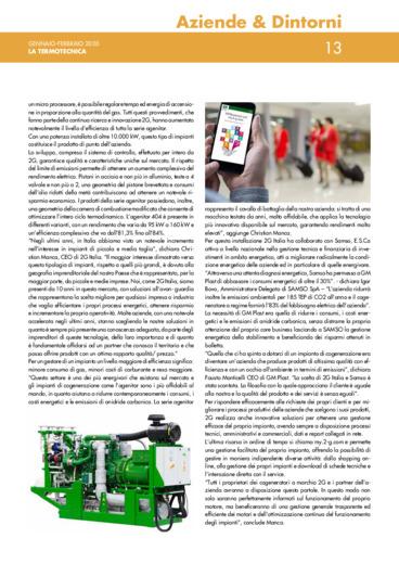 GM Plast: produrre erba sintetica con efficienza