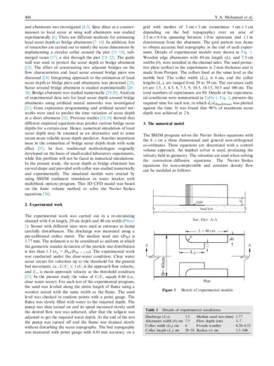 Investigating the effect of curved shape of bridge abutment provided