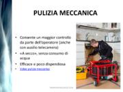 La manutenzione delle tubazioni di processo e degli scarichi industriali