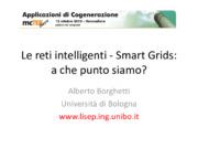 Le reti intelligenti - Smart Grids a che punto siamo