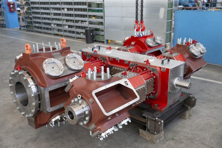 Le soluzioni Fornovo Gas per industry, oli&gas e power generation.