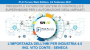 Consumi energetici, HMI, Industria 4.0, IoT,  internet of things, PLC, Sistemi di controllo