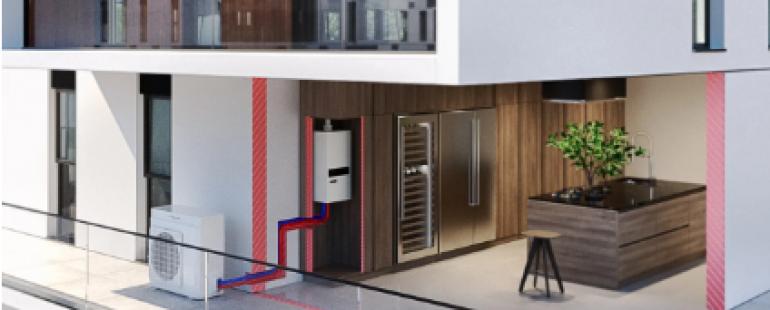 Ora i sistemi ibridi si possono installare in qualunque abitazione