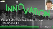 Progetti digitali e sostenibili: oltre la transizione 4.0