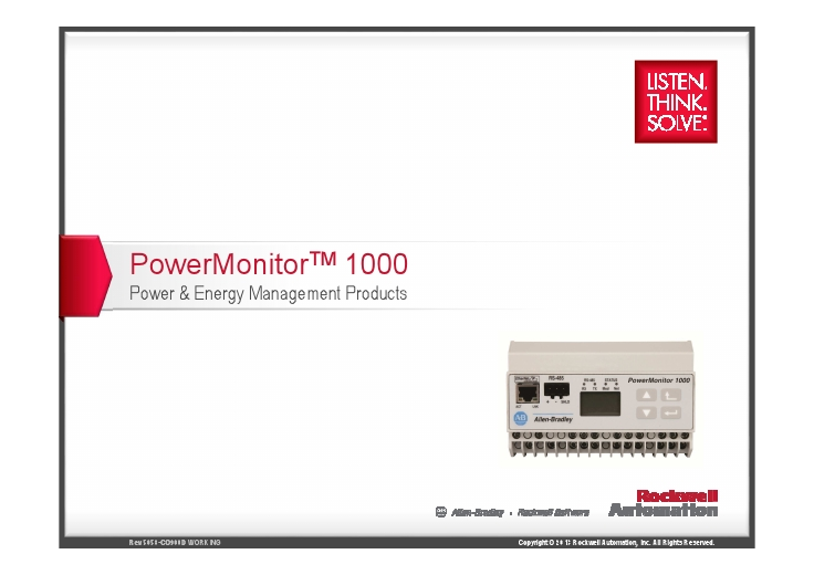 rockwell_automation_51100001 powermonitor 1000 power & energy management products powermonitor 1000 wiring diagram at alyssarenee.co