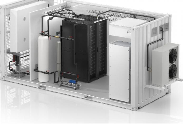Schneider Electric annuncia il primo Data Center modulare EcoStruxure? All-In-One
