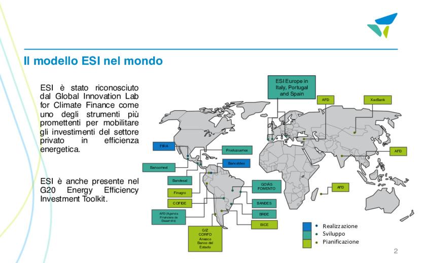 Stimolare gli investimenti in efficienza energetica attraverso l