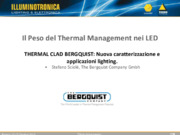 LED, Thermal management